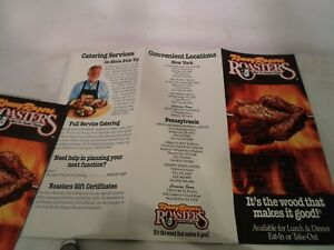 Kenny Rogers Roasters menu 1994 #678 | eBay