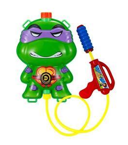 Kids-Water-Gun-Back-Pack-Blaster-Tank-Toy-Summer-Play-Set-Air-Pressure-DONATELLO