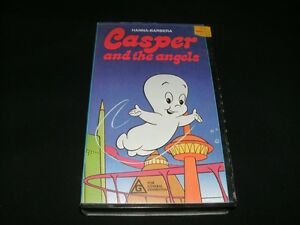 CASPER-AND-THE-ANGELS-VHS-VIDEO-PAL-A-RARE-FIND