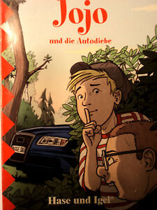 Jojo und die Autodiebe Hase und Igel - Kreuzwertheim, Deutschland - Jojo und die Autodiebe Hase und Igel - Kreuzwertheim, Deutschland