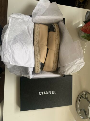 chanel women shoes 38