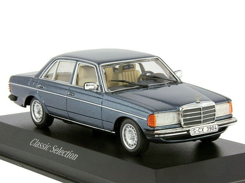 Mercedes 230E W123 1 43 Mnichamps