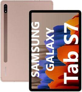 """Samsung Galaxy Tab S7 11.0"""" T875 6GB + 128GB Tablet WIFI+LTE Bronze"""