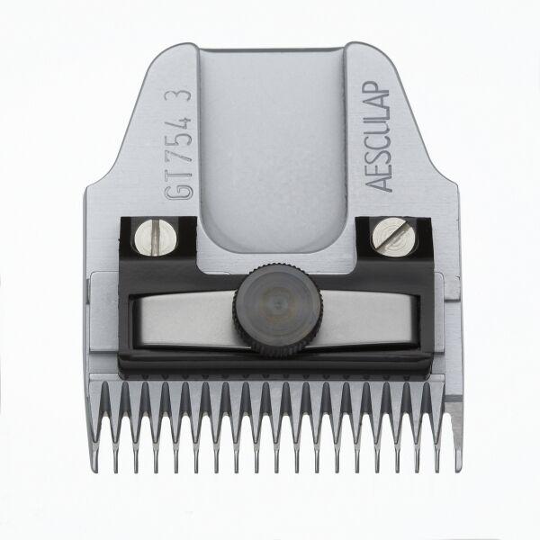 Aesculap favorita Fein-Set di taglio gt754, 3,0mm. taglio testa, lame, lama