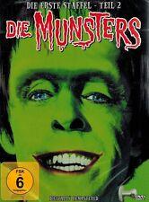DVD-BOX NEU/OVP - Die Munsters - Die erste Staffel (Staffel 1) - Teil 2