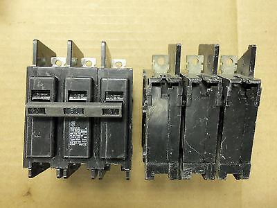 ITE BQ3B060 3 Pole 60 Amp Circuit Breaker BQ 240V  OLD STYLE