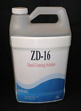 ZD-16 Head Cleaner - 1 Gallon - Compatible with Zcorp 510 and other Printers