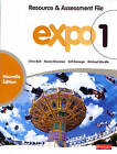 Expo 1 Resource & Assessment File by Pearson Education Limited (Mixed media product, 2008)
