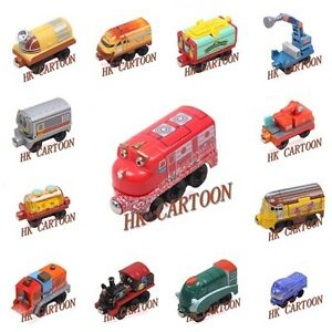 LOOSE LEARNING CHUGGINGTON WOODEN MAGNETIC TRAIN- MANY COLORS TO ...