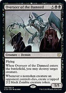Boneyard Parley Commander 2019 NM Black Mythic Rare MAGIC MTG CARD ABUGames