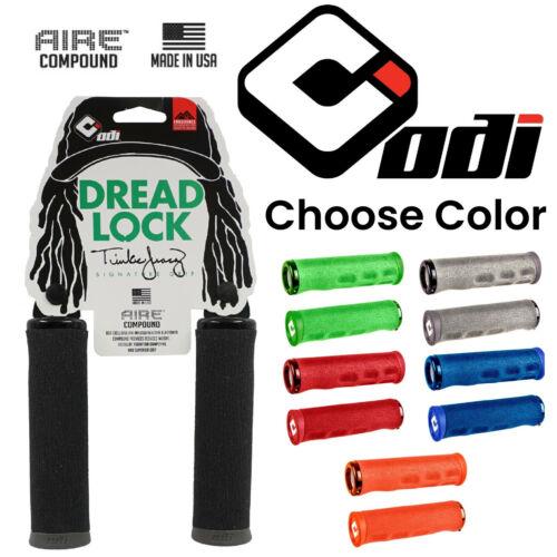 ODI DREAD LOCK Tinker Jaurez AIRE Lockon Grips MTB XC DH Grip Bike Choose Color