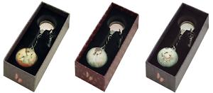 SANTORO Gorjuss portachiavi ciondolo  in metallo originale London MIRABELLE