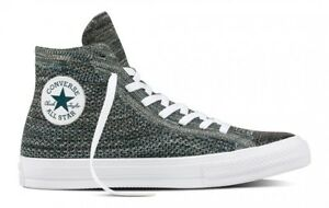 ef1cf205264d CONVERSE CHUCK TAYLOR ALL STAR HI FLYKNIT MENS SHOES size 11  110 ...