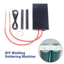 Portable Mini Diy Spot Welder Welding Machine 6 Gear Amp Pen Kit Lithium Battery