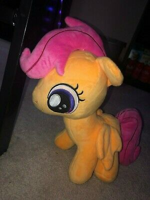 Scootaloo My Little Pony 11 Inches Cutie Mark Crusaders Plush Toy Ebay (finally!)after the episode that was recently aired! scootaloo my little pony 11 inches cutie mark crusaders plush toy ebay