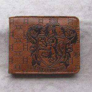 Harry-Potter-Gryffindor-Leather-pu-Wallet-Credit-Card-Holder-Coin-Purse-Handbags