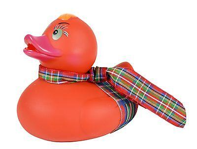 Humorvoll Badeente Quackers Opal Tarty Anne Schottland Ente Mit Stil Um 50 Prozent Reduziert Möbel & Wohnen Badzubehör & -textilien
