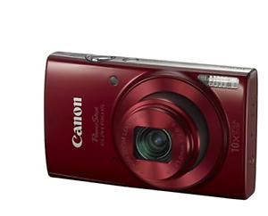 Canon PowerShot ELPH 190 Digital Camera w/ 10x Optical Zoom and Image Stabilizat