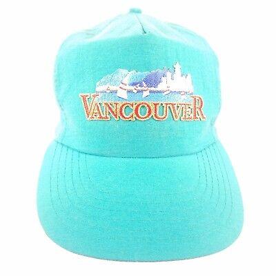 1867 SEAGREEN  EMBOSSED HAT CAP. NEW CANADA EST