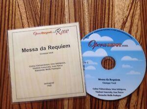 VERDI-Messa-Da-Requiem-1960-Leningrad-Melik-Peshayev-CD