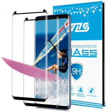 2x 3D Samsung Galaxy S8 S8+ S9 S9 Plus Panzerfolie Schutzglas Full Screen Glas