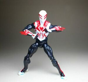 Marvel-Legends-Multiverse-2099-Spiderman-Far-From-Home-6-034-Loose-Action-Figure