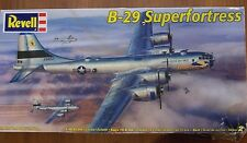 REVELL Model B-29 Superfortress ~ 1:48 Scale ~ Box open, Parts Still Sealed