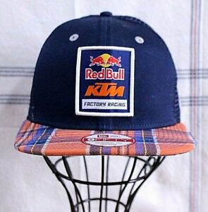 c635ab600 Details about Red Bull KTM Factory Racing New Era 9Fifty Snapback Hat NWOT