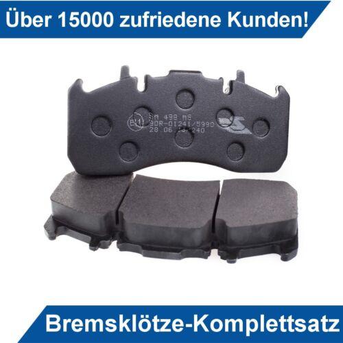 6.09 Bremsklötze Für Volvo FL6 6.07 6.10 5.2t 1985-1994 Bremsbeläge 6.08