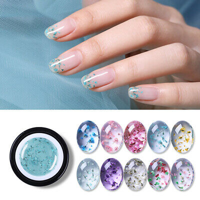 Born Pretty 5ml Flower Fairy Uv Gel Polish Colorful Soak Off Nail Art Gel Design Ebay