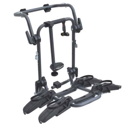 Peruzzo Pure Instinct Folding 2 Bike Cycle Rear Carrier