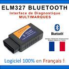 Interface Diagnostique Multimarques ELM327 BLUETOOTH - ELM 327 / OBD2 / Android
