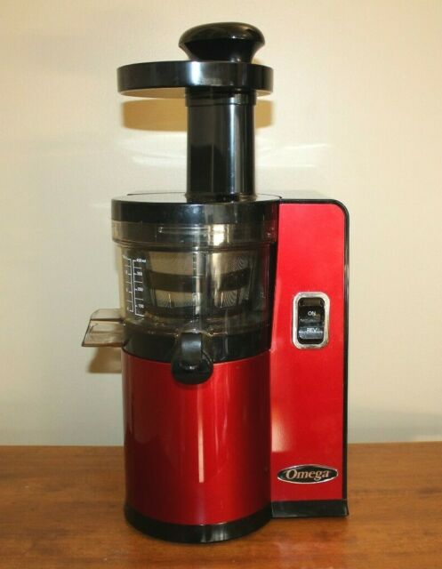 Omega Vertical Juicing System VSJ843RR