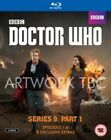 Doctor Who Series 9 Part 1 - Blu Ray 2 Disc Set in Unopened Cellophane