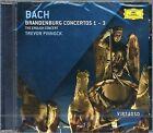 Brandenburgische Konzerte 1-3 von Trevor Pinnock,EC (2011)