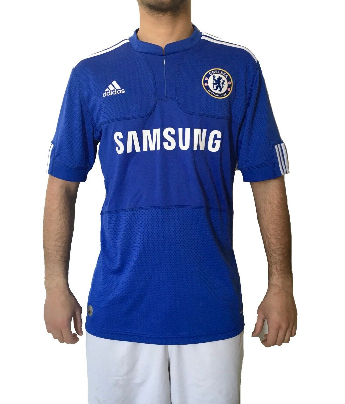 Maglia Calcio Nuovo da Collezione Adidas Anno 0910 Chelsea Home