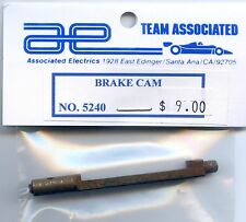 # 5240  Vintage Associated RC500  BRAKE CAM... RC 500 RC300