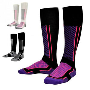 Outdoor-Sports-Thermal-Ski-Socks-Breathable-Knee-High-Thicken-Cotton