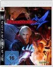 Playstation 3 DEVIL MAY CRY 4 DEUTSCH Neuwertig