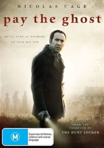 1 of 1 - Pay The Ghost : NEW DVD