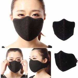 Winter-Unisex-Windproof-Dust-Warm-Fleece-Cycling-Ski-Motorcycle-Half-Face-Masks