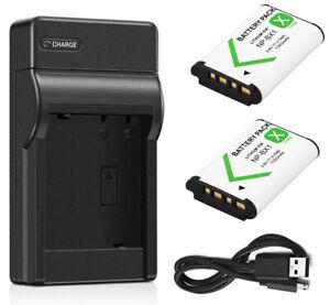 Bateria para Sony Cyber-shot dsc-hx400v