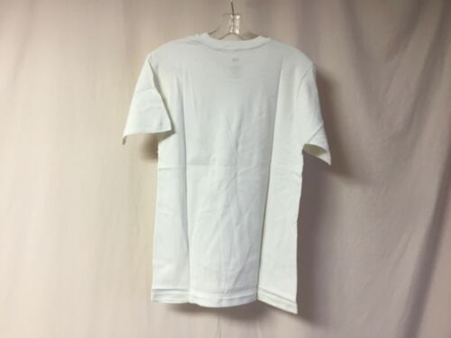 NWT Men's Lee S//S Tee T-Shirt Size Small White #651R
