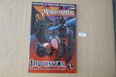 Gw Warhammer Mensile-issue 21 1999 Ref:1408-mostra Il Titolo Originale
