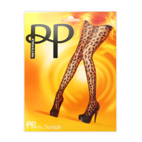 Vintage Bow Lace effect Pretty Polly Girls Ladies Womens Tights Dashing