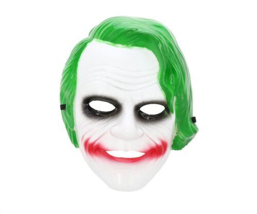 Batman /& The Joker Cosplay Halloween Masks