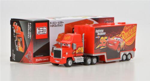 Cars 3 Tomy Tomica Disney Pixar Cars  Mack Trailer Truck Hauler  Type FIGURE
