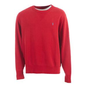 Polo-Ralph-Lauren-Pullover-Rot-Baumwollmischung