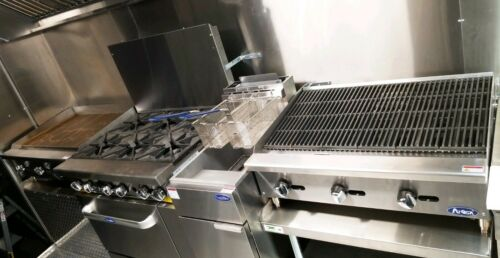 Details about  /22ft KITCHEN CUSTOM BUILD BY ROLLING KITCHENS CUSTOM FOOD TRUCKS