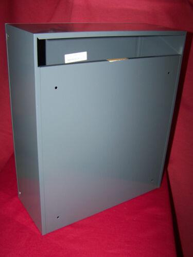 Innentür Durchwurf Briefkasten Mailbox Zeitungskasten Post Farbauswahl ITH101